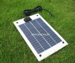 5W Semi Flexible solar panel