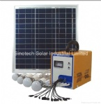 30W Solar lighting system
